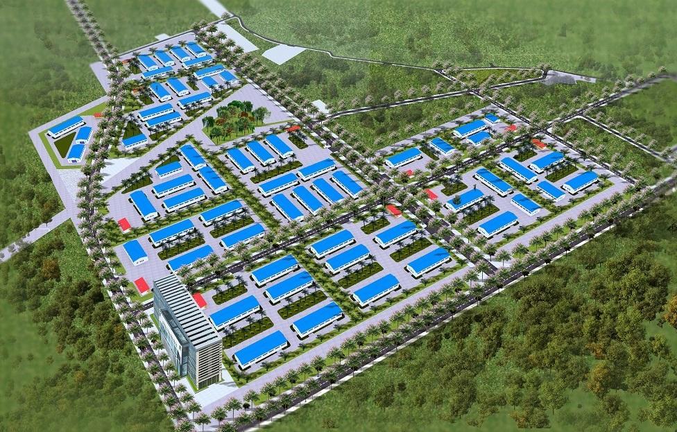 KCN Đồng Văn I mở rộng